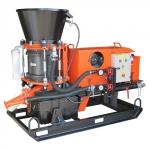 La machine pour la projection de béton SSB 02.1